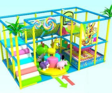 高端品质珠海淘气堡厂家专业订做淘气堡 儿童游乐设备图片