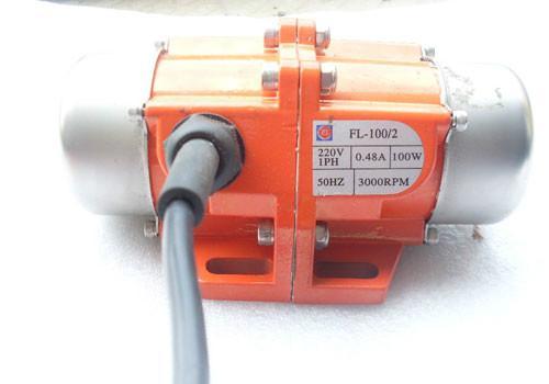 供应YZS-50-4振动电机图片