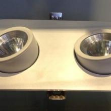 供应3寸LED筒灯LED象鼻灯调光LED射灯COB筒灯5寸批发