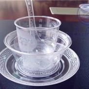 一次性水晶餐具5图片