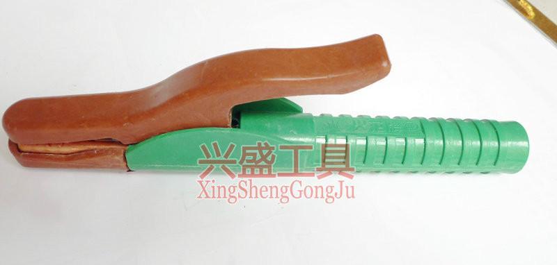 供应火花电焊钳   火花牌电焊钳 08型-600A电焊把子 纯紫铜不