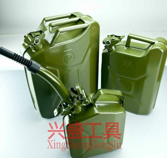 供应卧式汽油桶、20L卧式油箱 汽油桶 备用汽油箱 柴油桶 金属桶