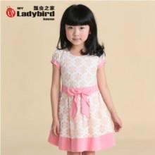 供应2014新款童装裙子报价女童公主裙,韩版儿童裙子批发
