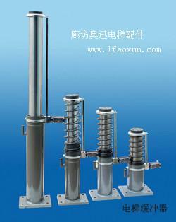 关于电梯液压缓冲器的设计及参数研究
