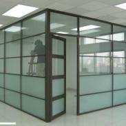 江西玻璃隔墙图片