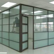 玻璃隔墙图片