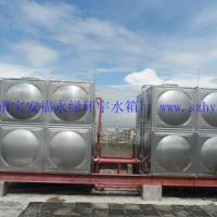 供应佛山不锈钢消防水箱 不锈钢水塔 保温水箱 组合水箱 厂家直销