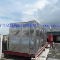 供应中山不锈钢保温水箱 不锈钢消防水箱 不锈钢水塔 厂家直销