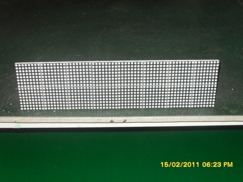 供应室内F5.0单双色1X4字单元板