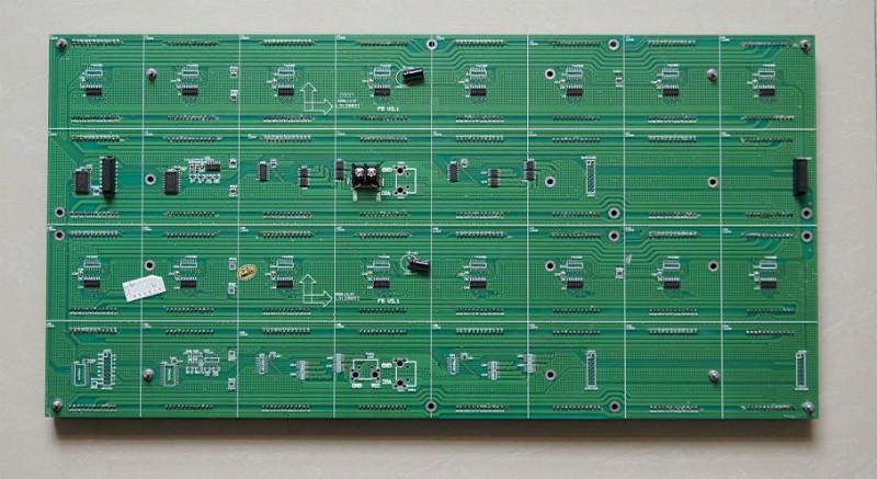 供应室内F3.75双色单元板,p4.75单元板,规格;304X152