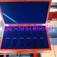 钱币纪念币木制礼盒