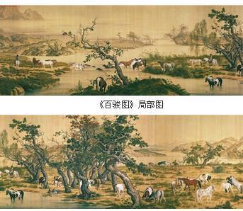 中国十大传世名画典藏版图片图片