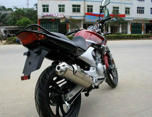 请问09年的雅马哈天剑王ybr250摩托车,手续齐全,这车跑了5万多公里