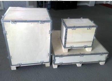供应胶南地区钢带箱