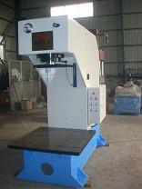 供应100t单柱液压机 100吨单柱液压机 100吨单柱液压机厂家