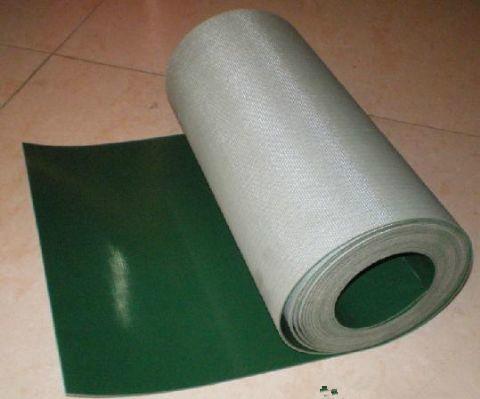 供应绿色PVC2.0皮带