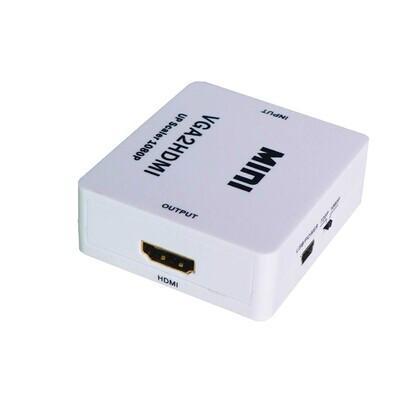供应VGA转HDMI转换器分配切换器图片