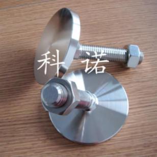 不锈钢m20固定调节支撑脚图片