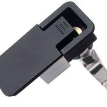 仿SOUTHCO提转式门锁62-40-251-2埋入式压缩门锁