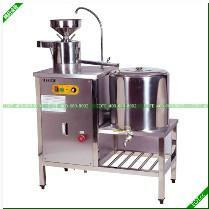 大型商用豆浆机商用豆奶磨煮机自动煮磨豆浆机多功能黄豆浆机北京批发