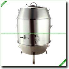 焖炉烤鸭机挂式烤鸭炉木炭烤鸭焖炉果木烤鸡鸭炉子双层保温碳烤炉批发