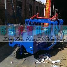 供应漯河砖机厂配套免烧砖电动叉车