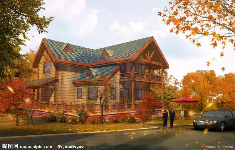度假用于度假供应|旅游开发|温泉休闲的世界别墅别墅屋顶的图片设计图片我大全木屋图片
