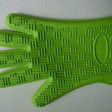 供应硅胶手套微波炉手套隔热手套批发