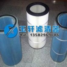 代替唐纳森空气滤芯厂家 防阻燃除尘滤芯图片