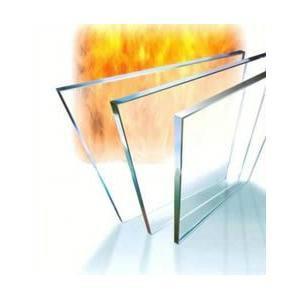 15mm单片非隔热型防火玻璃销售