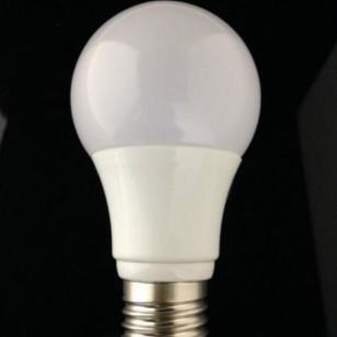 塑包铝5W球泡灯套件E27图片