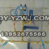 供应气体充灌装置