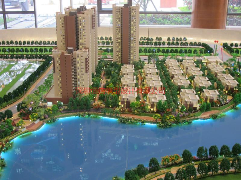 供应汕头3D建筑模型制作,建筑模型制作公司,售楼模型制作公司