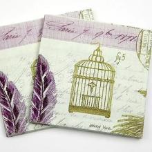供应西餐纸巾彩色纸巾婚庆印花纸巾/手帕纸批发