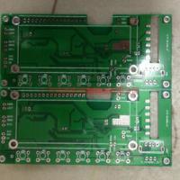 FR4玻纤料有铅喷锡双面板
