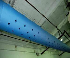 纤维布袋风管图片/纤维布袋风管样板图 (2)