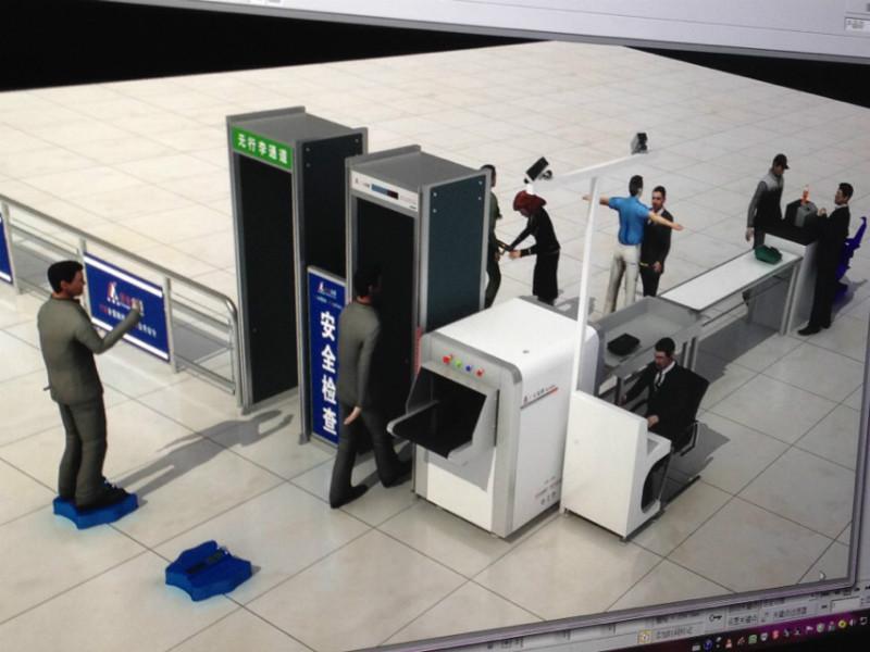 供应四川学校模拟X光安检设备,学校安检机,X光机,安检设备价格,安检门