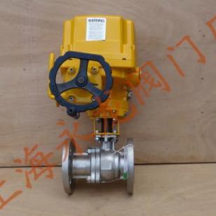 液氨电动球阀图片