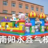 供应南阳儿童蹦蹦床火爆销售,河南南阳儿童蹦蹦床充气玩具厂家