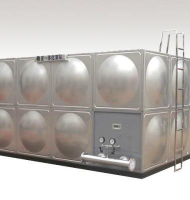 绿色环保无负压箱泵一体图片/绿色环保无负压箱泵一体样板图 (1)
