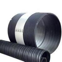 聚乙烯塑钢缠绕管现货供应