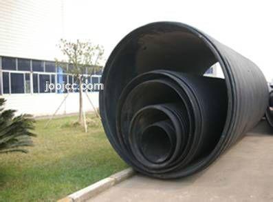 塑钢缠绕管质量保证