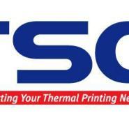 TSCLP-100固定资产标签打印机图片