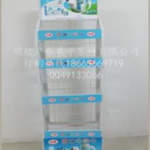 供应饮料陈列架/产品货架/立式展示架图片