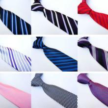 江西南昌供应各类条纹领带,长期可以补货