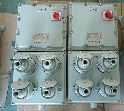 BXX51防爆检修电源箱防爆动力配电箱防爆检修箱防爆检修箱插座