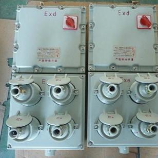 温州防爆照明配电箱厂家图片