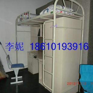 河北胜芳三聚氰胺板公寓床图片