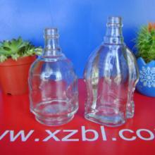 供应精白料半斤酒瓶生产价格图片