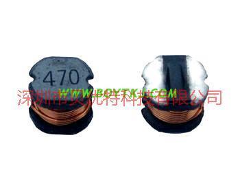 供应功率电感CD43功率绕线电感图片
